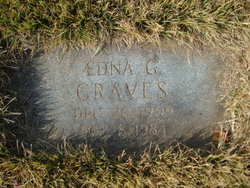 Edna <i>Garner</i> Graves