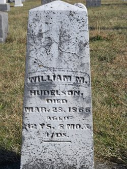 William Montgomery Hudelson