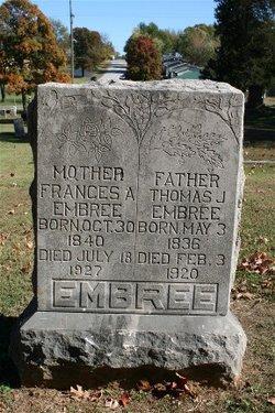 Thomas Jefferson Embree