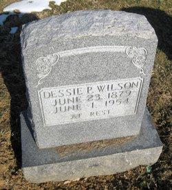 Dessie P Wilson