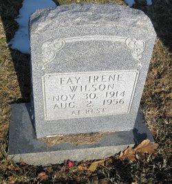 Fay Irene Wilson