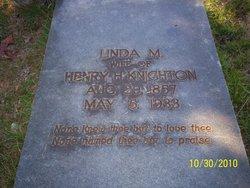 Linda M Knighton
