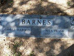 Ernest Harold Barnes