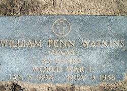 William Penn Watkins