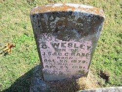 Wesley Cherokee Bass