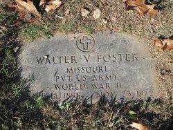 Walter Vernon Foster