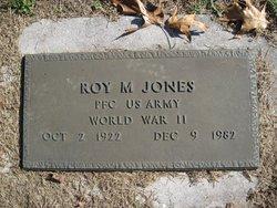 Roy M Jones