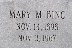 Mary <i>McIntyre</i> Bing