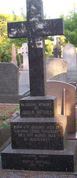 Harold Bottrill