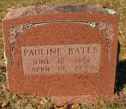 Pauline <i>Forster</i> Bates