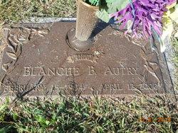 Blanche B Autry