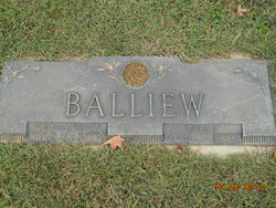 Ella Jean <i>Stewart</i> Balliew