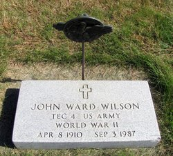 John Ward Wilson