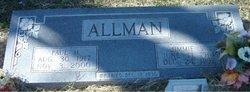 Paul Hodge Allman, Sr