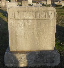 Alice M. <i>Wilson</i> Butterfield