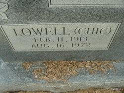 Lowell Chic Childers