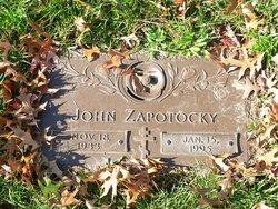 John Zapotocky