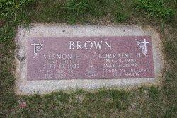 Lorraine Helen Evelyn <i>Miller</i> Brown