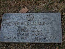 Frank Alsup