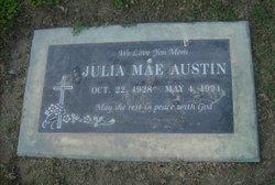 Julia Mae <i>Johnson</i> Austin
