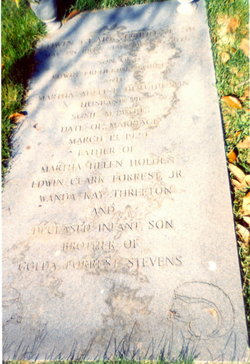 Edwin Clark Forrest, Sr