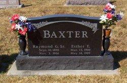 Esther E. Baxter