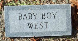 Infant Son West