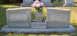 John Lewis Holder