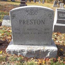 Addison Preston