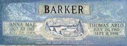 Anna Mae <i>Hawker</i> Barker