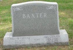 Amy L <i>Tolson</i> Baxter