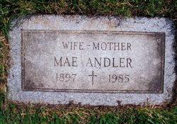 Mae <i>Tepler</i> Andler