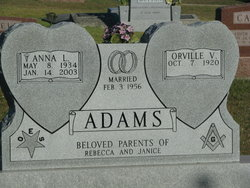 Anna L. Adams
