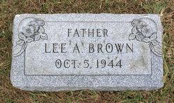Leo Lee A. Brown