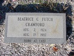 Beatrice C <i>Futch</i> Crawford