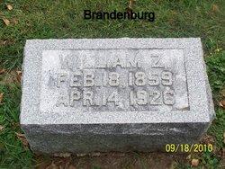 William Zachariah Brandenburg