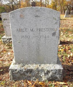 Alice Murray Preston