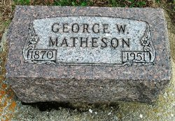 George W Matheson