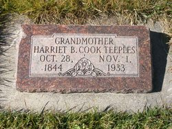 Harriet Betsy <i>Cook</i> Teeples