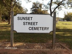 Maxeys Sunset Cemetery