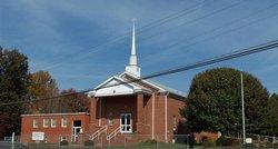 Boones Creek Baptist Church Cemetery