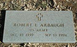 Robert Earl Arbaugh