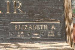 Elizabeth Anne <i>Lewis</i> Adair