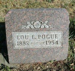 Lou E <i>Sutton</i> Pogue
