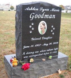 AMN Ashton Lynn Marie Goodman