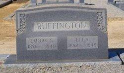 Mary Ella <i>Buffington</i> Buffington