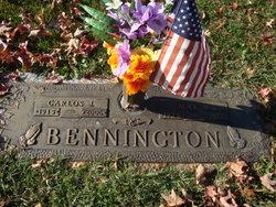 Mae Ellen <i>Wells</i> Bennington
