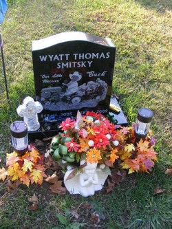 Wyatt Thomas Buck Smitsky