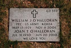 Joan T. <i>Shannon</i> O'Halloran