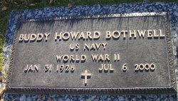 Buddy Howard Bothwell